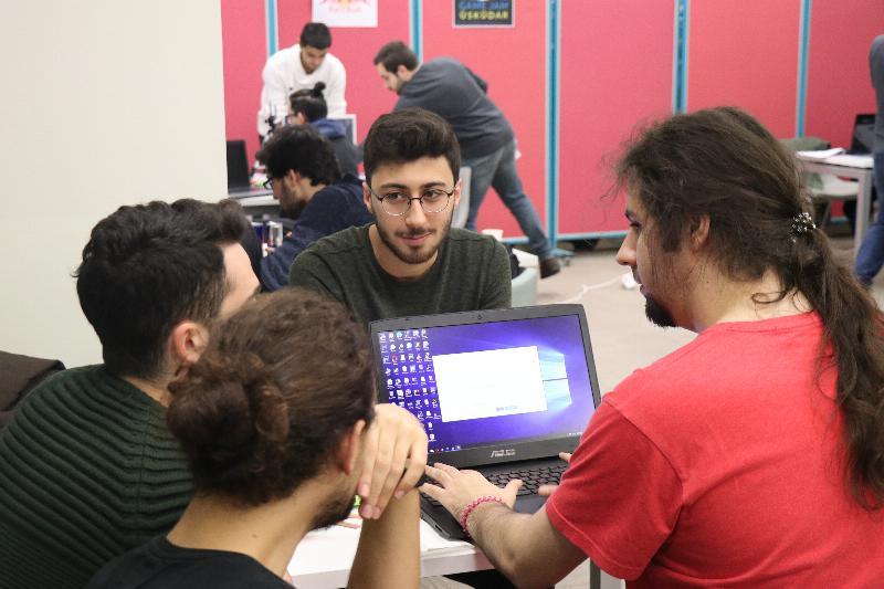 Global Game Jam Üsküdar Üniversitesinde 2