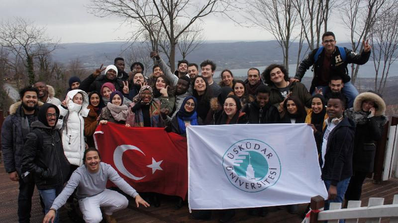 Üsküdar University students had a day trip to Kartepe
