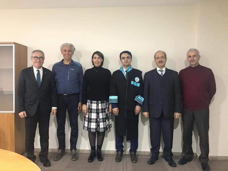 Üsküdar University has its first doctorate degree graduate 2