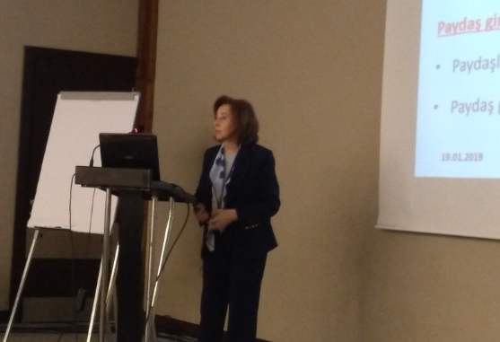 Üsküdar Üniversitesi FEDEK Kurum Bilgilendirme Çalıştayında