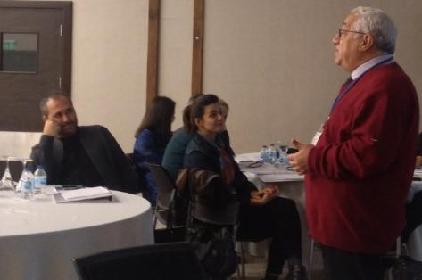 Üsküdar Üniversitesi FEDEK Kurum Bilgilendirme Çalıştayında 2