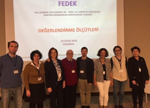 Üsküdar Üniversitesi FEDEK Kurum Bilgilendirme Çalıştayında 3
