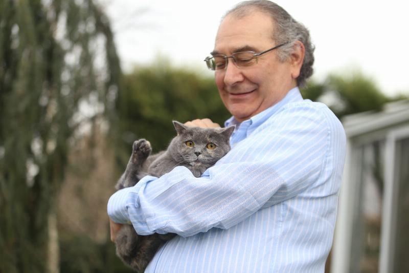 """Prof. Dr. Nevzat Tarhan: """"Kedi, sevginin kokusuyla sahibine bağlanıyor"""" 3"""