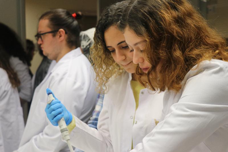PROMER ikinci kromatografi eğitimi Üsküdar Üniversitesinde gerçekleşti 2