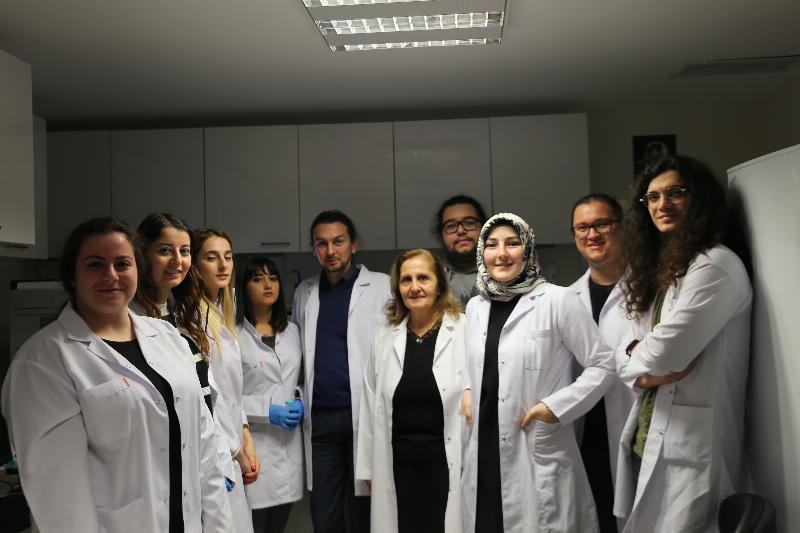PROMER ikinci kromatografi eğitimi Üsküdar Üniversitesinde gerçekleşti