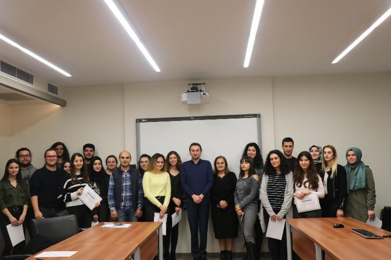 PROMER ikinci kromatografi eğitimi Üsküdar Üniversitesinde gerçekleşti 3