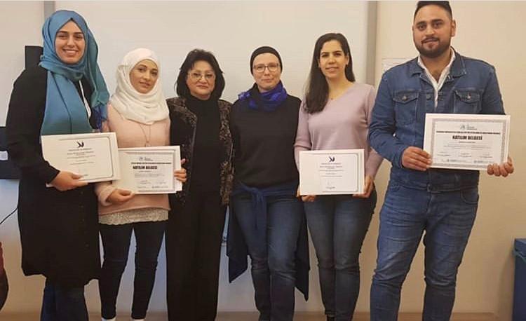 Duyu Bütünleme Terapisi Nörobiyolojik Temeli ve Klinik Kökleri Sertifika Eğitim Programı tamamlandı 2