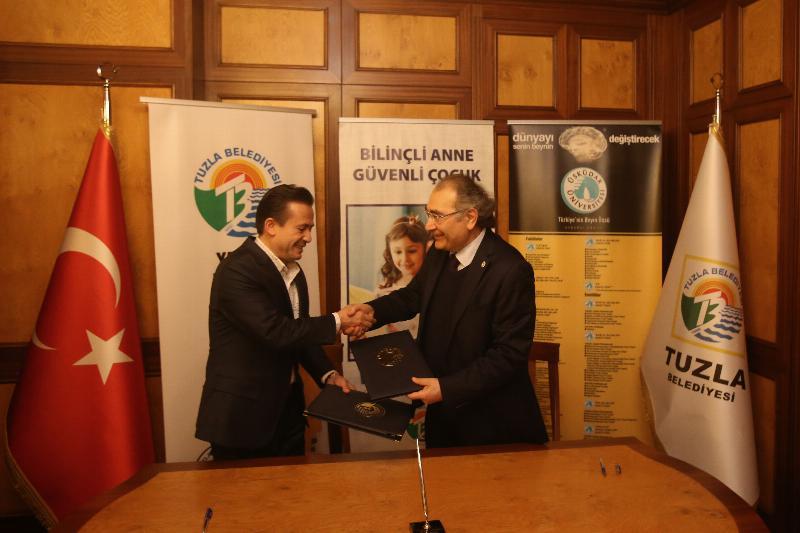 Üsküdar Üniversitesi ve Tuzla Belediyesi çocuklar için bir arada 2