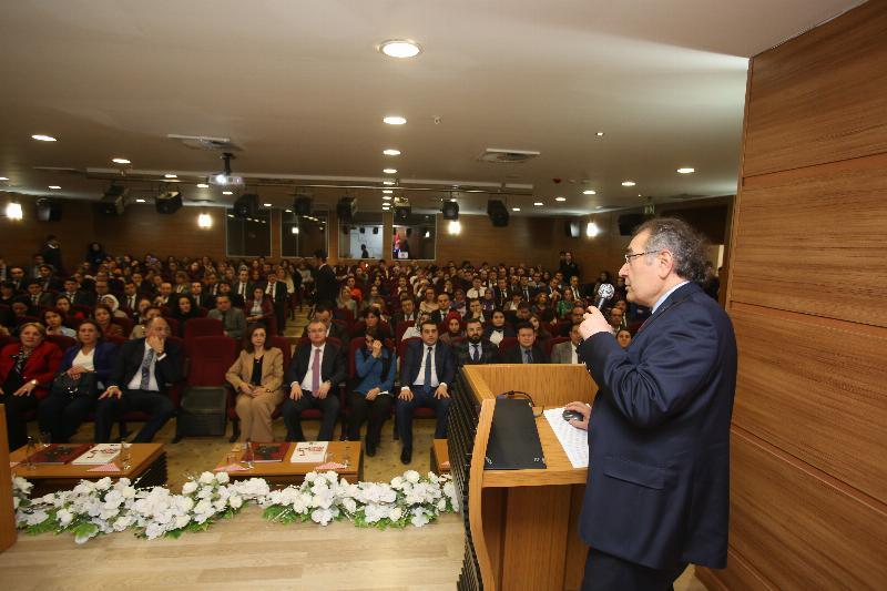 """Prof. Dr. Nevzat Tarhan: """"Adaletsizliğe karşı tepki verme ile ilgili genetik bir duygu var"""""""