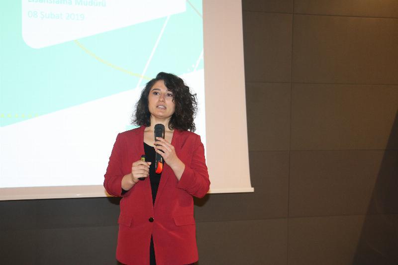 Springer Nature çalıştayı Üsküdar'da yapıldı 2