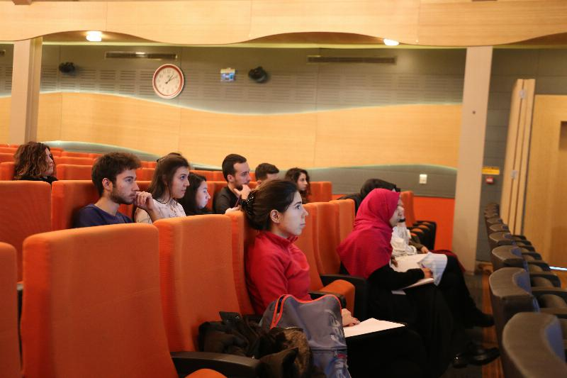 2nd term European Internship Consortium introductory meeting was held 2