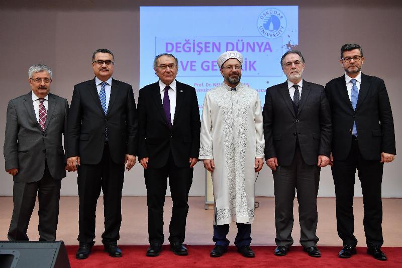 Prof. Dr. Nevzat Tarhan Diyanet çalışanlarıyla buluştu 6