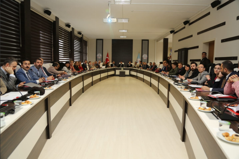 "Üsküdar University attended ""2023 Education Vision"" meeting"