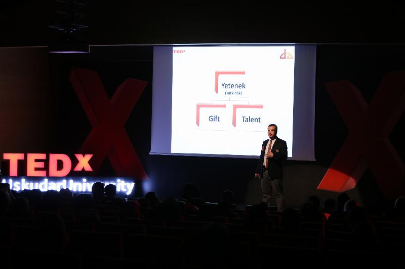TEDx Uskudar University discussed the changing world 7