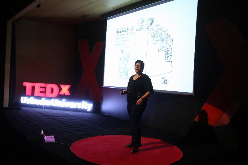 TEDx Uskudar University discussed the changing world 3