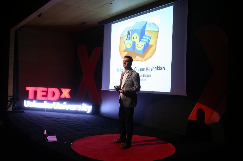 TEDx Uskudar University discussed the changing world 4