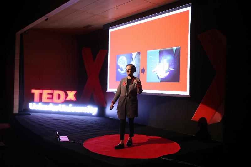 TEDx Uskudar University discussed the changing world 9