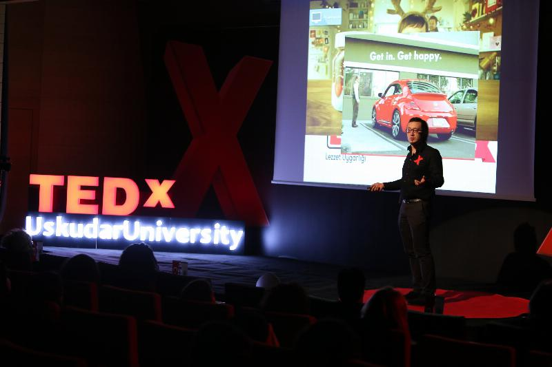 TEDx Uskudar University discussed the changing world 10