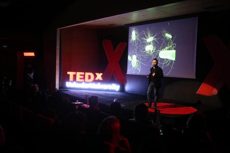 TEDx Uskudar University discussed the changing world 8