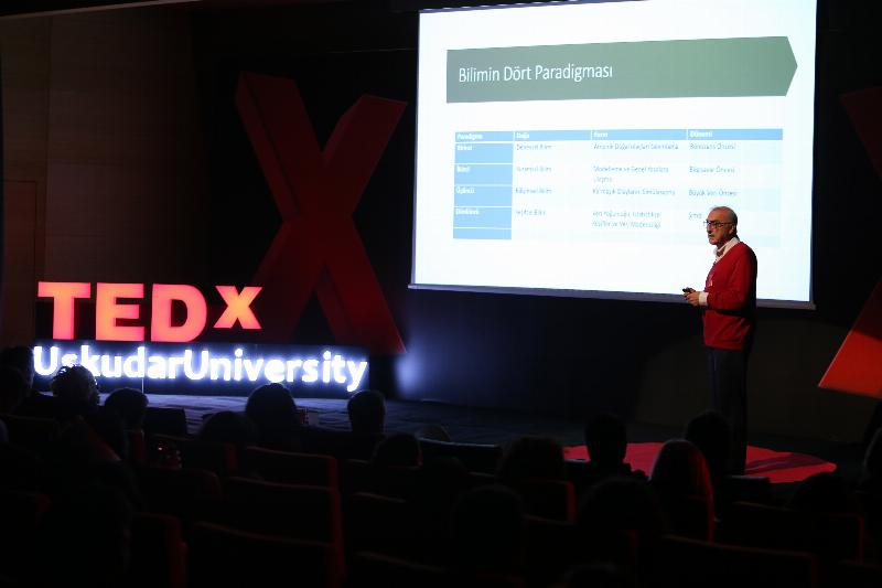 TEDx Uskudar University discussed the changing world 11