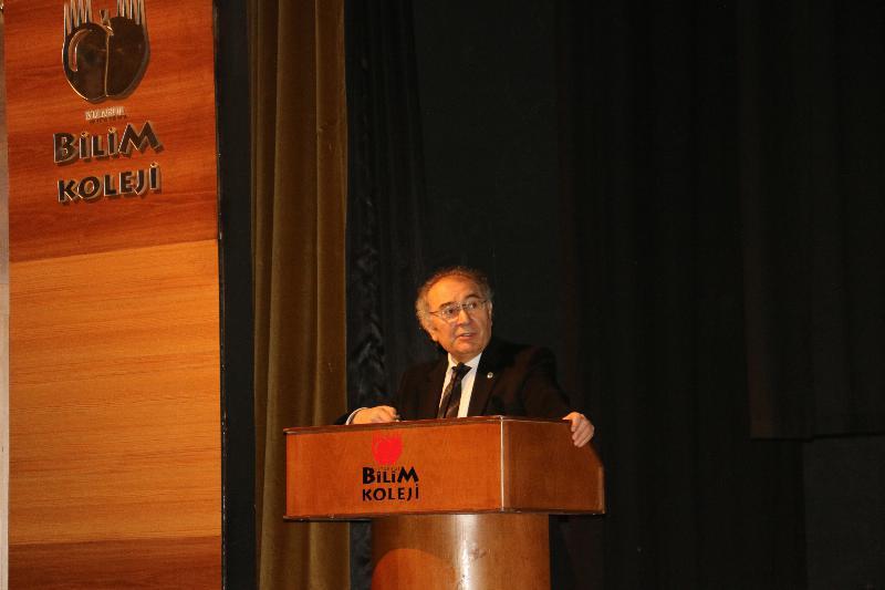 """Prof. Dr. Nevzat Tarhan;  """"Ailede altın kural: 4S!"""" 2"""