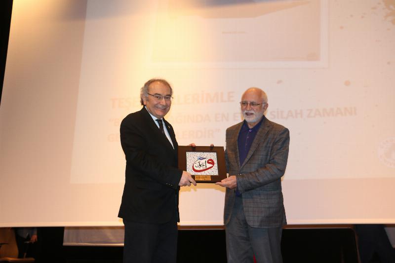 """Prof. Dr. Nevzat Tarhan;  """"Ailede altın kural: 4S!"""" 3"""