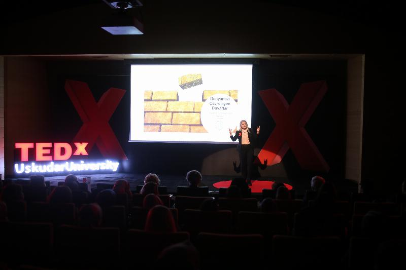 TEDx Uskudar University discussed the changing world 2