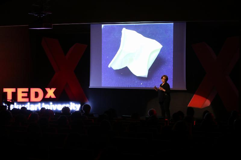 TEDx Uskudar University discussed the changing world 6