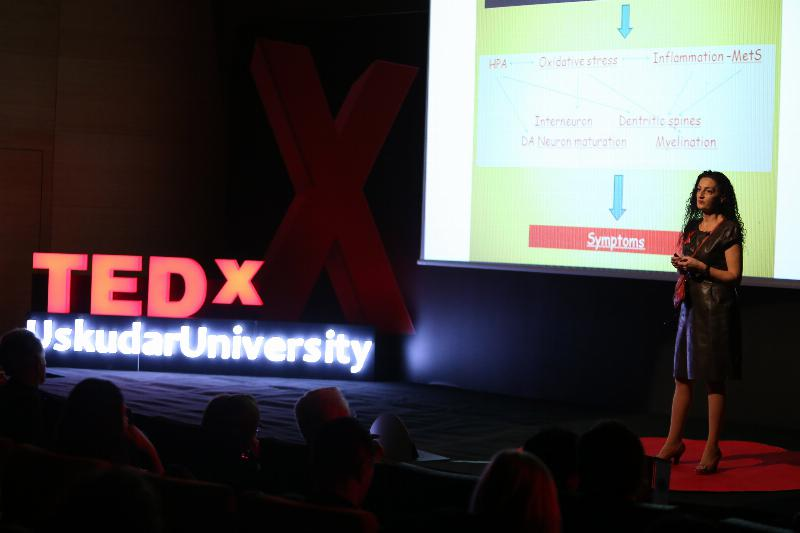 TEDx Uskudar University discussed the changing world 5