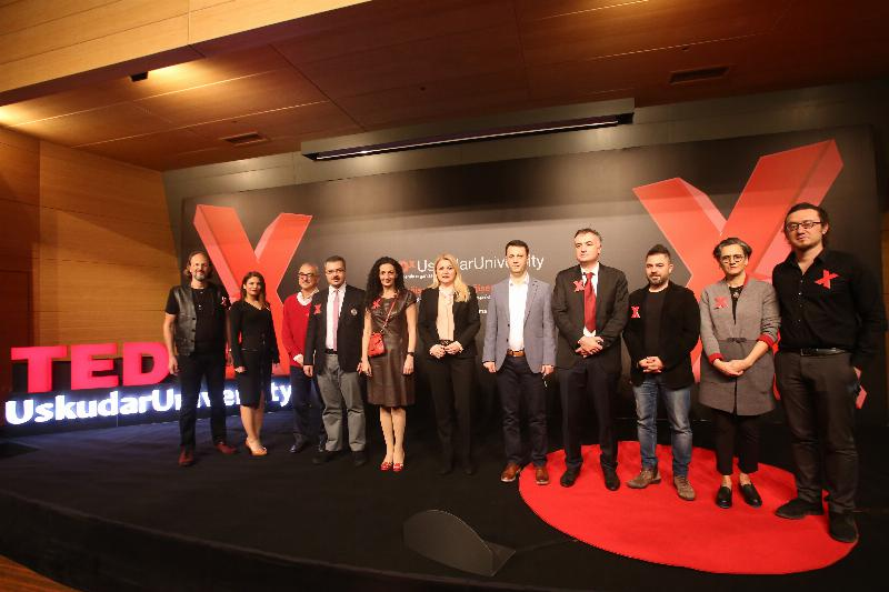 TEDx Uskudar University discussed the changing world