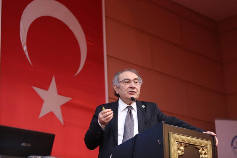 """Prof. Dr. Nevzat Tarhan: """"Çağın vebası yalnızlık"""" 2"""
