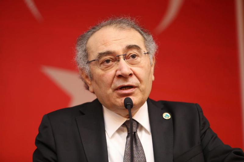 """Prof. Dr. Nevzat Tarhan: """"Çağın vebası yalnızlık"""" 3"""