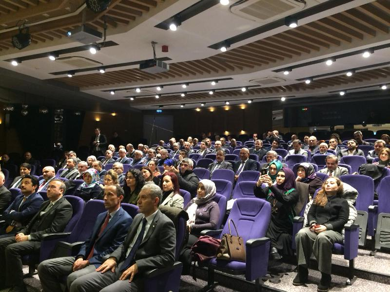 Prof. Dr. Deniz Ülke Arıboğan eğitimcilere 'Duvar' ı anlattı 2
