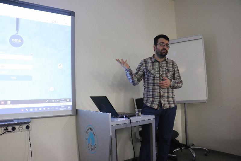 Octopot Üsküdar Üniversitesinde anlatıldı! 2