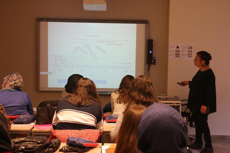 Üsküdarlı öğrencilere Denver II Testi eğitimi
