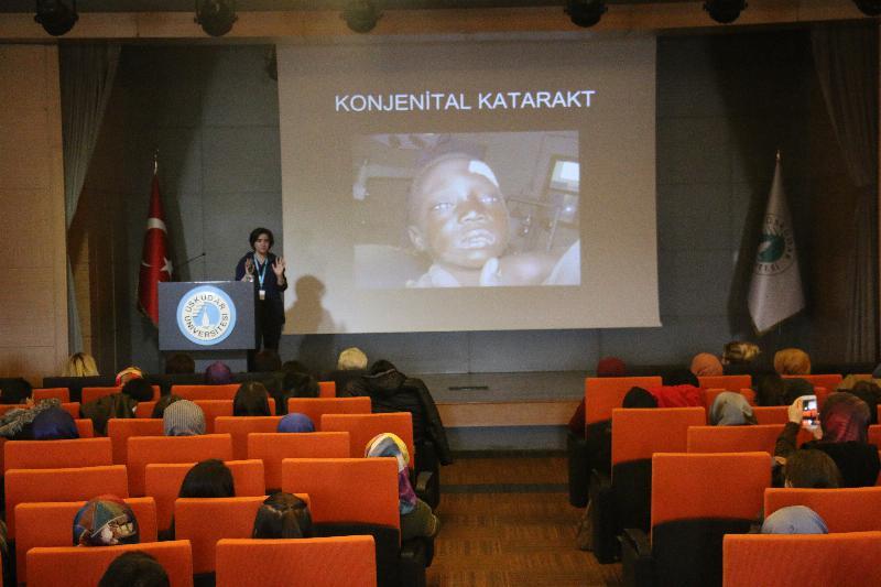 Türk hemşire, Afrika'daki sağlık çalışmalarını anlattı 2