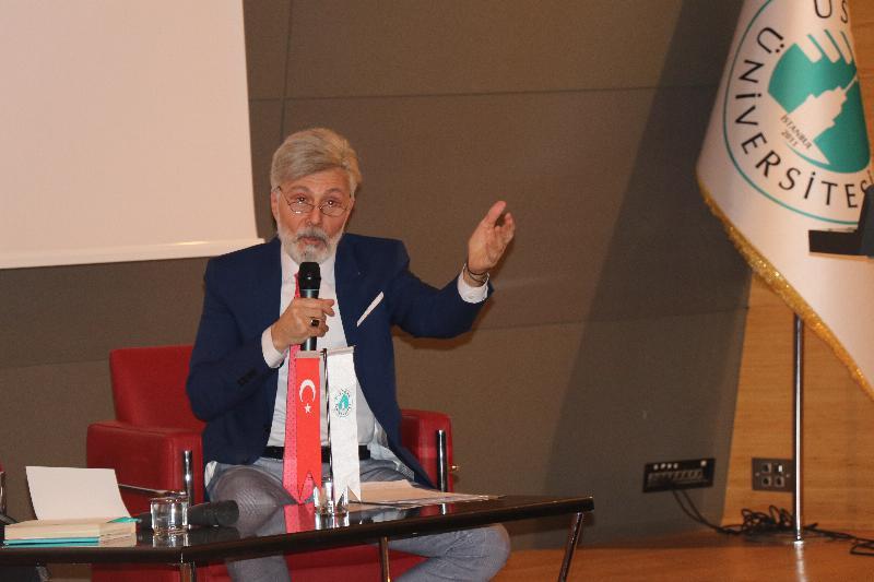 """Prof. Dr. Mim Kemal Öke: """"Allah'ı duymak aşk ve muhabbetle olur."""" 2"""