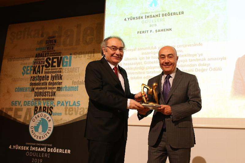 Üsküdar University awarded 'Outstanding Humanitarian Values' for the 4th time 7