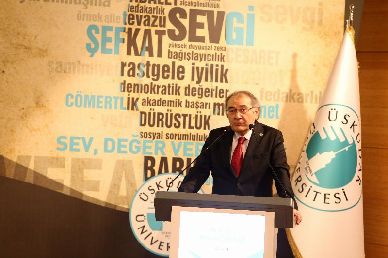 Üsküdar University awarded 'Outstanding Humanitarian Values' for the 4th time 3
