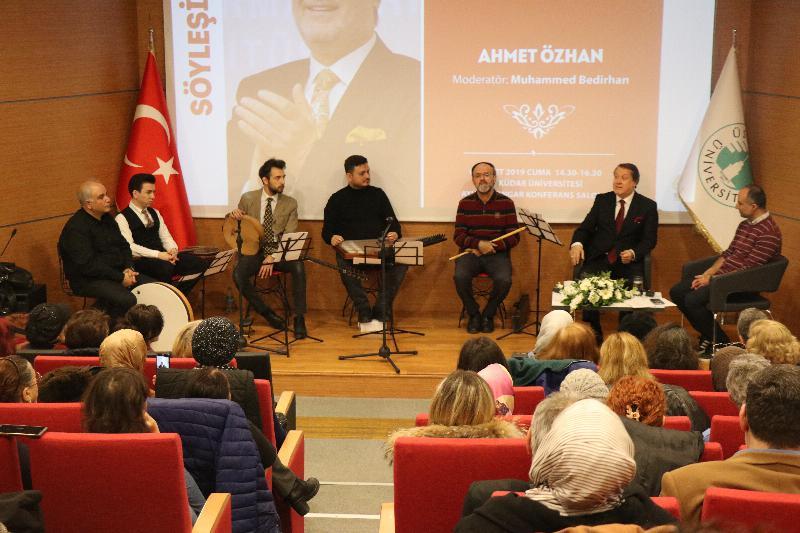 """Ahmet Özhan: """"Allah, güzelliğin menbağıdır"""""""