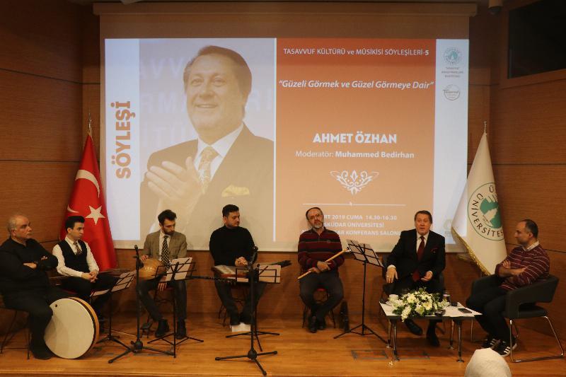 """Ahmet Özhan: """"Allah, güzelliğin menbağıdır"""" 3"""