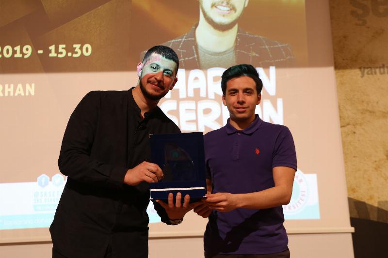 """Üsküdar Üniversitesinde """"Gençlik ve İman"""" konuşuldu 3"""