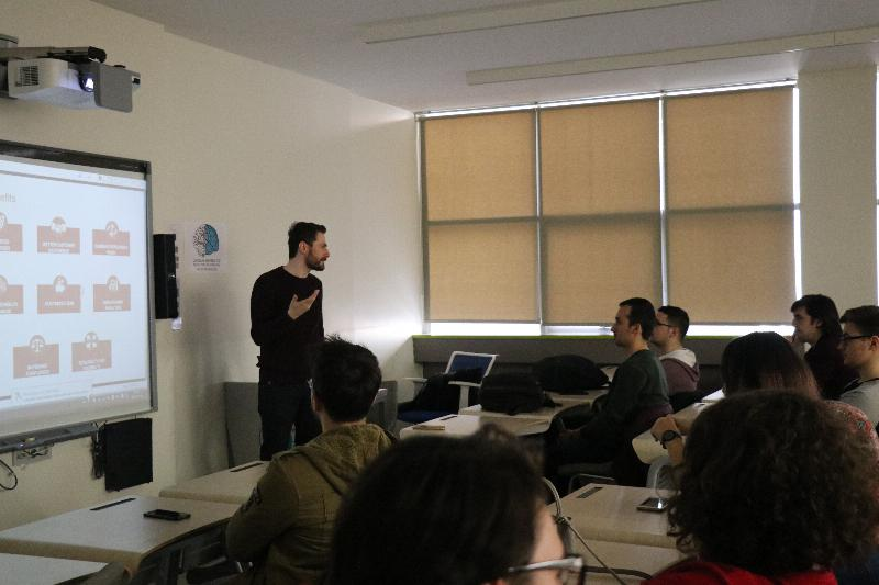 RPA Üsküdar Üniversitesinde konuşuldu