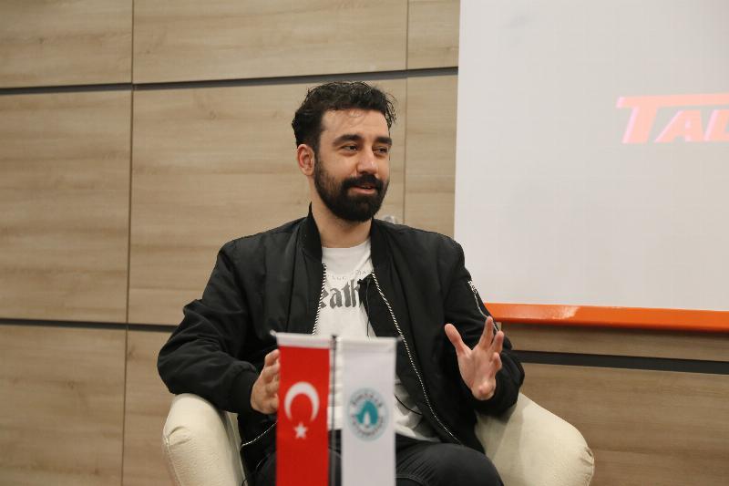 Üsküdar Üniversitesinde sinema ve sektör konuşuldu 2