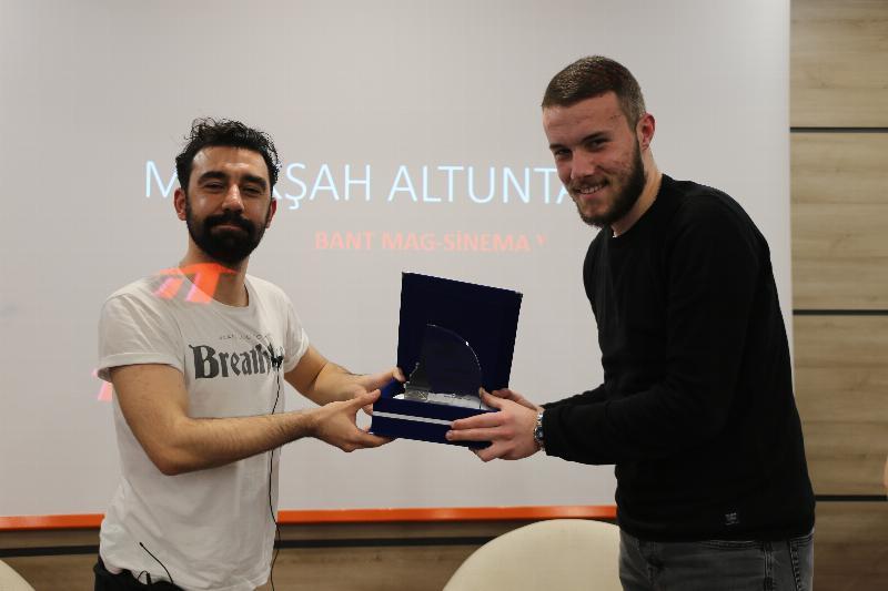 Üsküdar Üniversitesinde sinema ve sektör konuşuldu 3