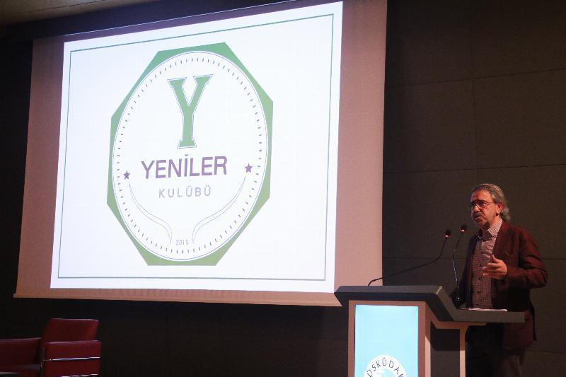 Üsküdar Üniversitesinde Abdülhamid Han ve Gençlik konuşuldu