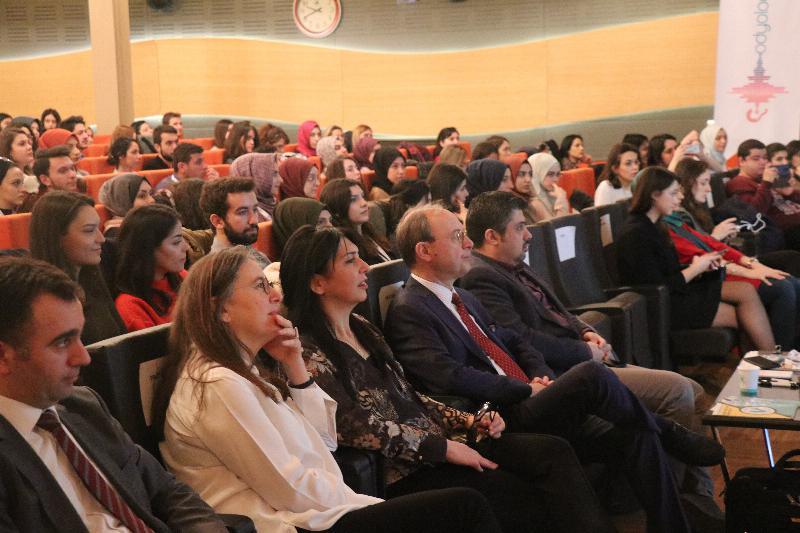 """Üsküdar Üniversitesinde """"Kulak İzi ve Kulak Kalıbı"""" semineri gerçekleştirildi 3"""