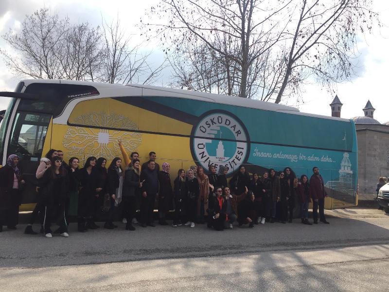 Üsküdar Üniversitesi öğrencileri Edirne'de 4
