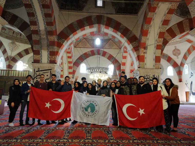 Üsküdar Üniversitesi öğrencileri Edirne'de 3