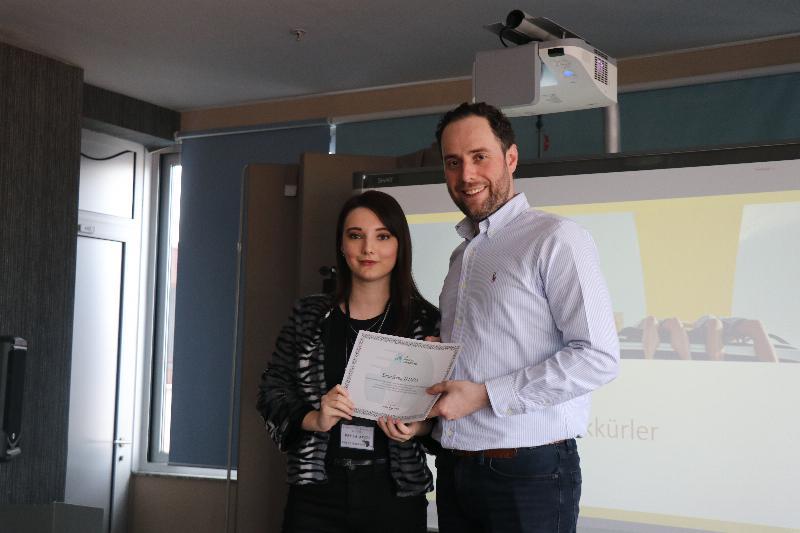 Üsküdar Üniversitesinde Start-Off Tedarik Zinciri konferansı gerçekleşti 2